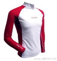 Barco Men'S KN0612 (PBT) Recycled Fabrics Long Sleeve Rash Guard