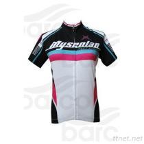 Barco Women'S BA26 Short Sleeve Cycling Top