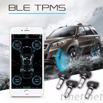 Smart Phone TPMS For Andrio And IOS Universal Wireless Bluetooth Tire Pressure Monitoring System