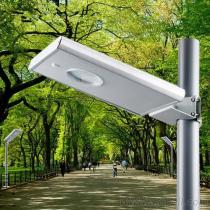 6W All In One Integrated Solar Street Led Lights