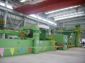 Steel Pretreatment Cleaning Equipment