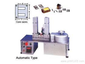 De Plaat die van de Kern van EI Machine (het Stapelen van de Laminering Machine) opnemen