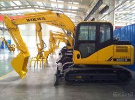 10 ton Crawlerexcavator voor Verkoop