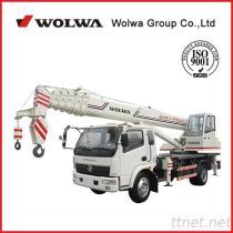 Kraan Opgezette Vrachtwagen voor Verkoop