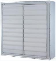 De Ventilator van de ventilatie met het Blind van pvc (leid Aandrijving)