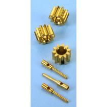 CNC-Maschinell bearbeitetes Miniparts-3