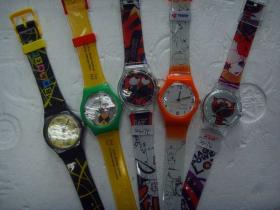 Cartoon Silicone Watch