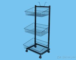 4-054-3 Storage Basket Racks