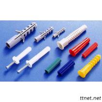 Plastic Anchors.