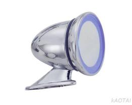 BULLET STYLE MIRROR W/LED SIGNAL
