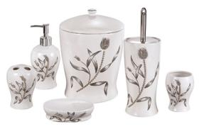 Stylish Ceramic Bathroom Set