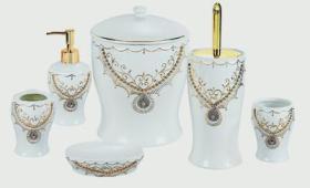 Fashion Ceramic Bathroom Set 6PCS