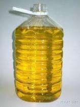 粗野なか精製されたひまわり油