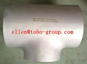ASTM A403 ASME SA-403 WP304 Rohrfittings