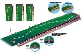 Wonder Green Adjustable Putting System