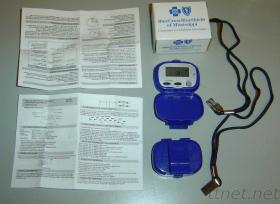 Function Pedometer With Strap And Clip