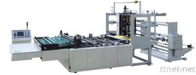 TMP-600/800 Zipper Attachment Bag Making Machine