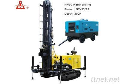300M Depth Portable Water Well Drilling Rig