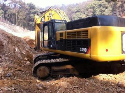 Used 349D Caterpillar Excavator