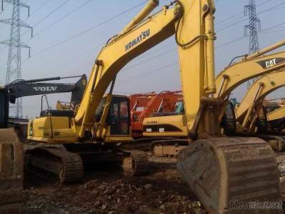 Secondhand PC360-7 Komatsu Crawer Excavator