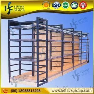Adjustable Wooden Commercial Storage Shelves For Sale