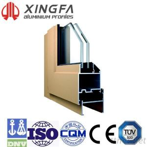 Xingfa Side-Hung Doors Series P50B