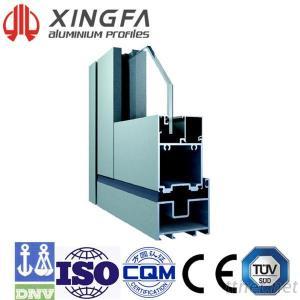 Aluminium Folding Door Series P60A