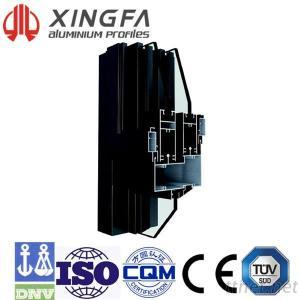 Xingfa Sliding Aluminium Window Serie