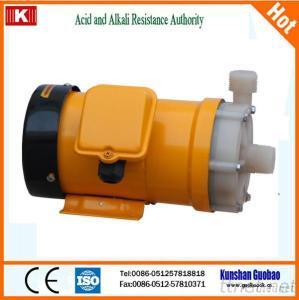 MP Sealless Acid And Alkali Resistance Magnetic Pump