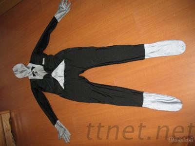 Tuxedo Zentai Suit