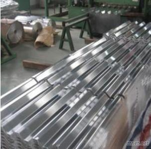 Aluminium Corrugated Sheet (V35-125-750)