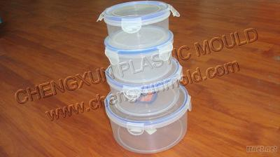 Household Mould/ Container Mould/ Thin Wall Mould