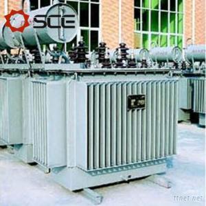 Oil Immersed Transformer-10kv Class