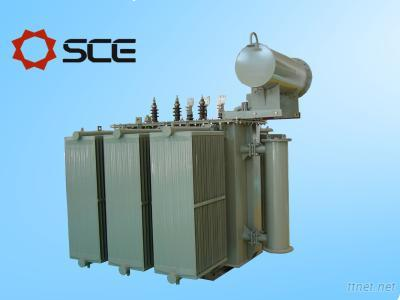 35Kv Non-Excited Tap Changing Distribution Transformer