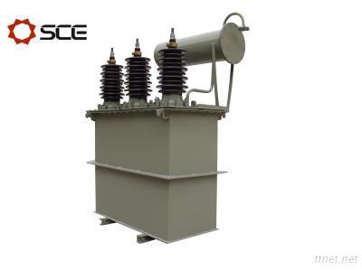 S9-50-35Kv Oil Immersed Transformer