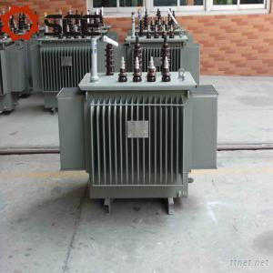 Oil Immersed Transformer-10kv Class (250kVA)
