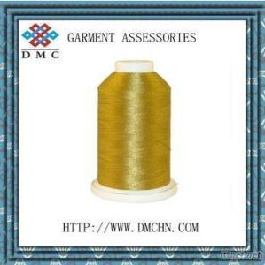 Metallic Embroidery Thread / Metallic Thread / Metallic Wire