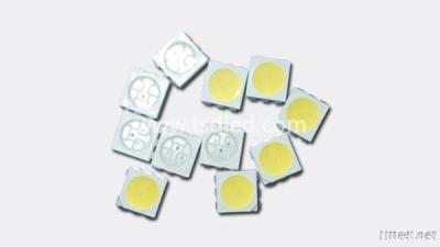Super bright 60mA 5050 SMD LED Chip