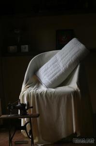Hot Melt Pillow With PE Pieces