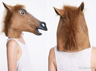 Horse Mask, Horse Head Mask, Party Mask