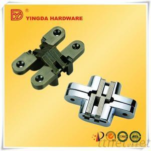 Best Selling Planar Cross Hidden Door Hinges/ Cabinet Concealed Hinge