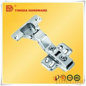 35MM Cup Quick Install Hydraulic Hinge With Iron Tail For Cabinet /Adjustable Soft Closing Hinge