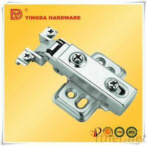 Hydraulic Soft Closing Cabinet Door Hinges With Or Without Plastic Pad