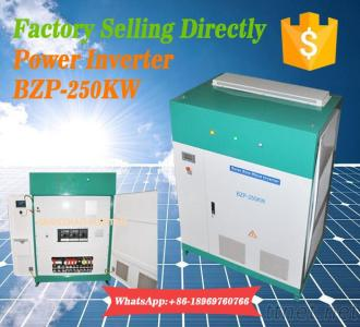 Low Price And High Quality Inverter 200Kw For Solar Products Distributor