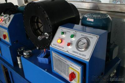 Hyduarlic Crimping Machine