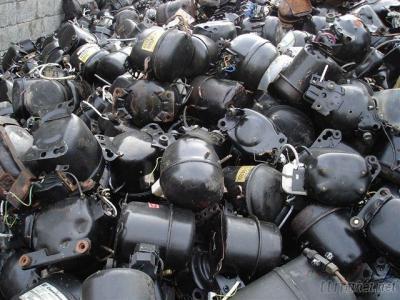 Ac/Fridge Compressor Scraps