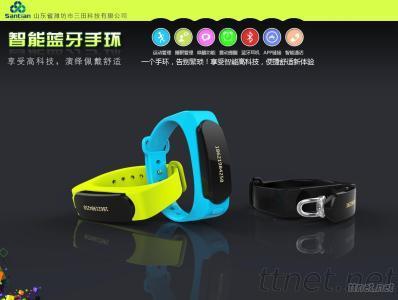 Bluetooth Wrist Band S1