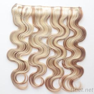 Halo Hair Extensions Flip In Hair Extensions Human Hair