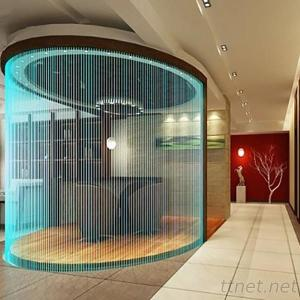 String Water Curtain Fountain For Indoor Decorative