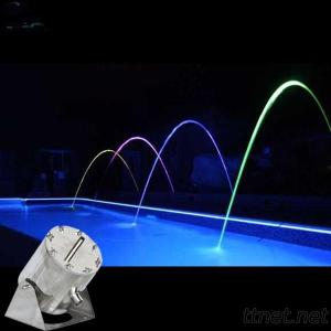 Home Decor Colorful Water Flow Fountain Laminar Water Jet